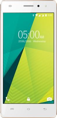 Lava X11 4G (White & Gold, 8 GB)