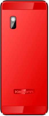 Karbonn K130 FUN (Red & Black)