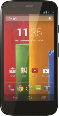 Compare Moto G Black, with 8 GB at Compare Hatke