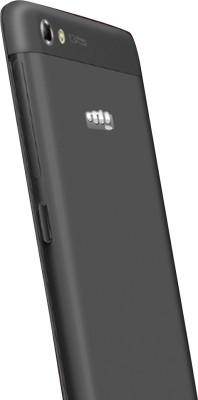 Micromax Canvas Hue 2 A316 Dual Sim - Black