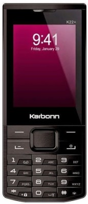 Karbonn K22 Plus (Grey and Black)
