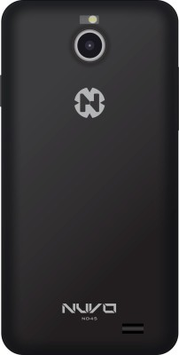 Nuvo ND45 (Black, 4 GB)