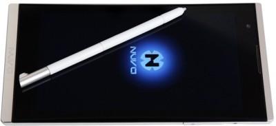 Nuvo Note Pro NQ53 (White, 4 GB)