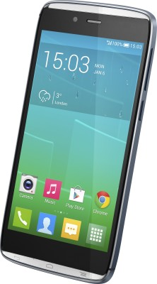 Alcatel Idol 6032X (Slate Grey, 16 GB)