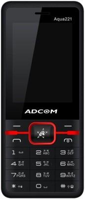 Adcom Aqua 221 (Black and Red)