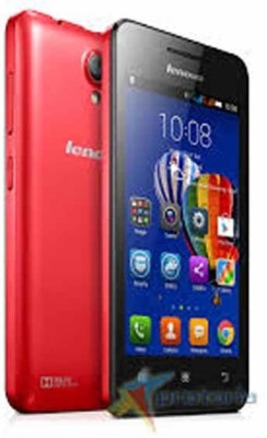Lenovo Lenovo A319 (Red, 4 GB)