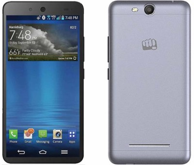 Micromax Canvas Juice 3 (Grey, 8 GB)