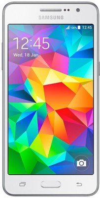 Samsung Galaxy Grand Prime 4g (White, 8 GB)