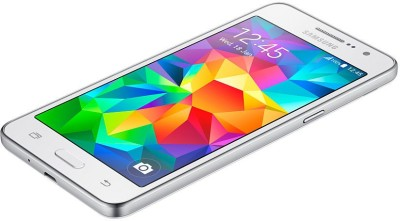 Samsung Galaxy Grand Prime 4g (White, 8 GB)