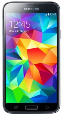 Samsung Galaxy S5 (Electric Blue, 16 GB)