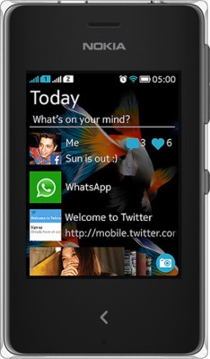 Buy Nokia Asha 500: Mobile