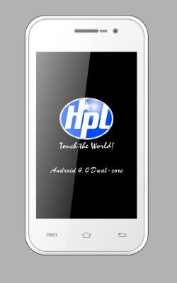 HPL A40 Dual Core (White, 4 GB)