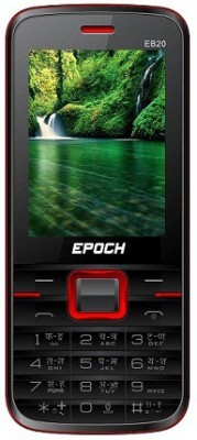 Epoch EB 20 (Black & Red)