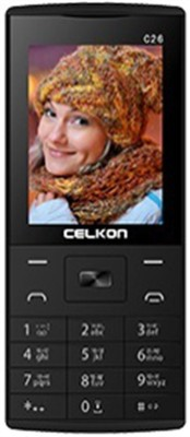 Celkon C26 (BlackYellow)