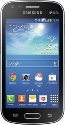 Samsung Galaxy S Duos 2 S7582 at Rs 8475 Only - Flipkart