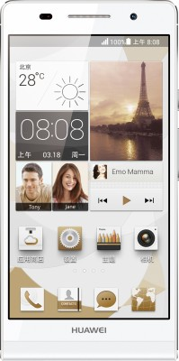 Buy Huawei Ascend P6: Mobile