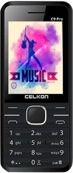 Celkon Dual Sim Black & Champange
