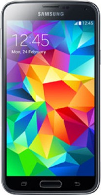 Samsung Galaxy S5 (Charcoal Black, 16 GB)