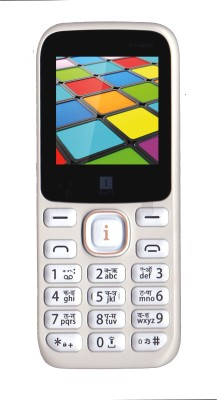 iBall Crown 2 (White Gold)