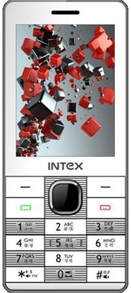 Intex Platinum Cube Silver