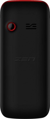 Zen X8i Black&Red (Black, Red)