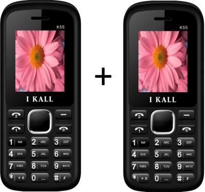 I KALL K55WHITE&BLACK+K55WHITE&BLACK