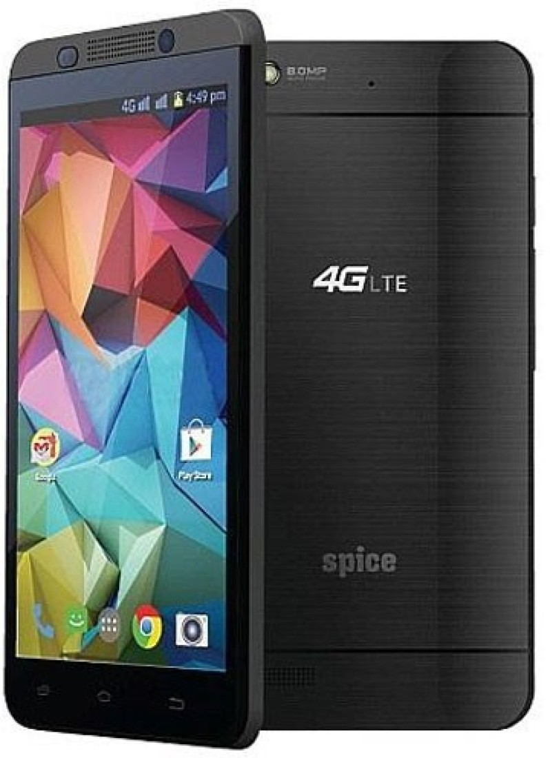 Spice Stellar 519 available at Flipkart for Rs.6999