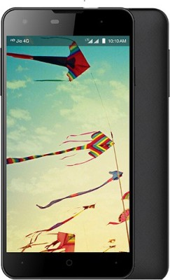LYF Wind 1 (Black, 16 GB)