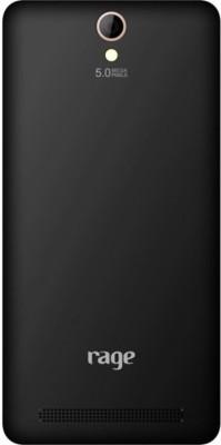 Rage Supremo 5.0 (Black, 8 GB)