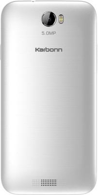 Karbonn AURA (SILVER, 8 GB)