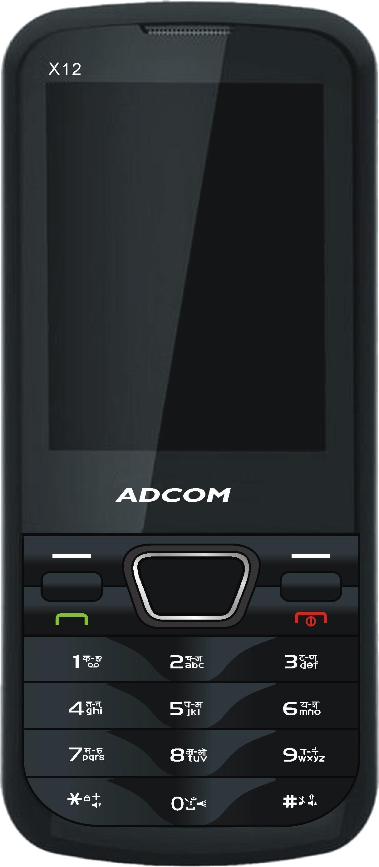 Adcom X12 Black