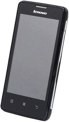 Lenovo A600E Black available at Flipkart for Rs.8049
