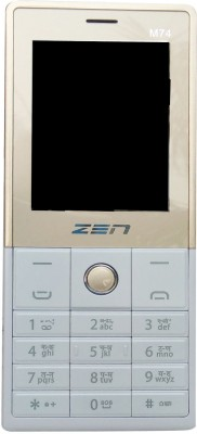 ZEN Zen M74 White (White/ Golden)