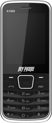 My Phone K 1003 B (Black)