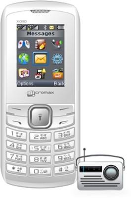 Micromax X090 (White)