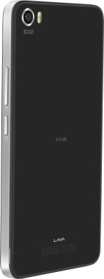 Lava Iris X8 (Black, 8 GB)