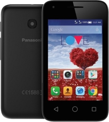 Panasonic LOVE T10 (Black, 4 GB)