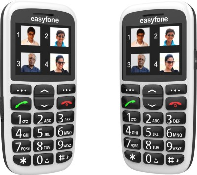 Seniorworld easyfone (white)