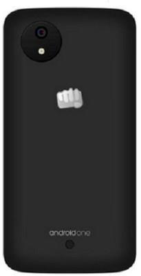 Micromax Canvas A1 AQ4502 Dual Sim - Black (Black, 8 GB)