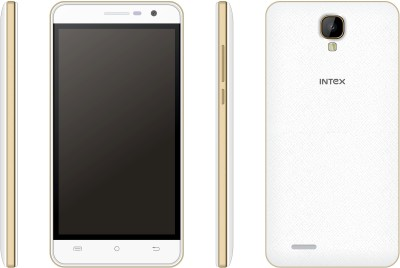 Intex Cloud Crystal 2.5 D (White, 16 GB)