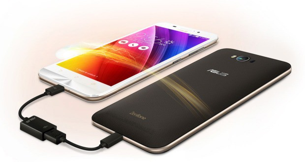 Power Bank Function of Asus Zenfone Max