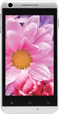 Lava Iris 404e (White) from Flipkart at Rs 397 - EMI Offer