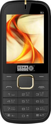 Usha Shriram B3 (Black & Gold)