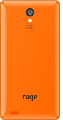 Rage Supremo 4.5 (Orange, 8 GB)