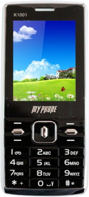My Phone K 1001 (Black)