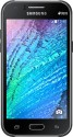 Samsung Galaxy J1 SM-J100HZKDINS (Black, 4 GB)