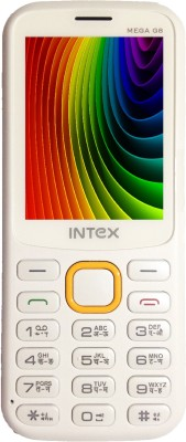 Intex Mega (white, orange)