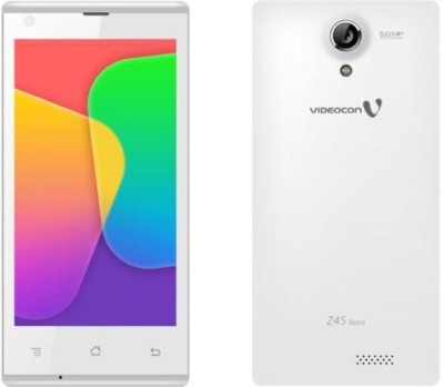 Videocon infium nova+ (white, 8 GB)