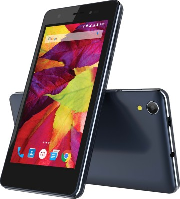 Lava P7 (Blue & Black, 8 GB)