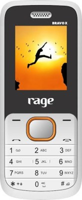 Rage Bravo X White Orange (White Orange)